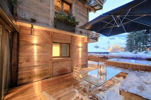 Chalet individuel MEGEVE  -  ref 58920 (picture 3)